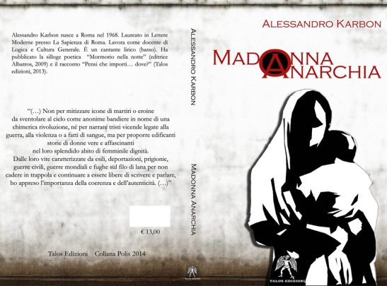 madonna anarchia