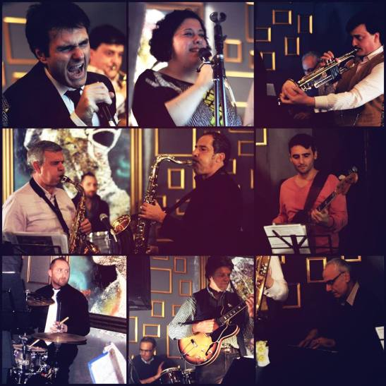 the scoop jazz band