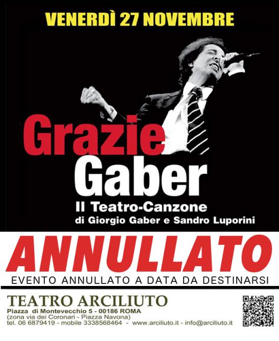 GABER ANNULLATO