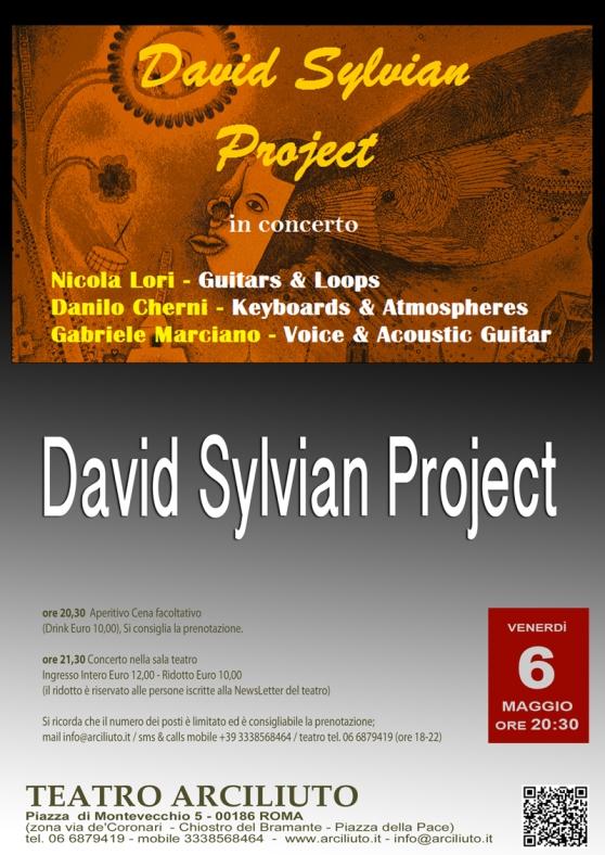DavidSylvianProject1