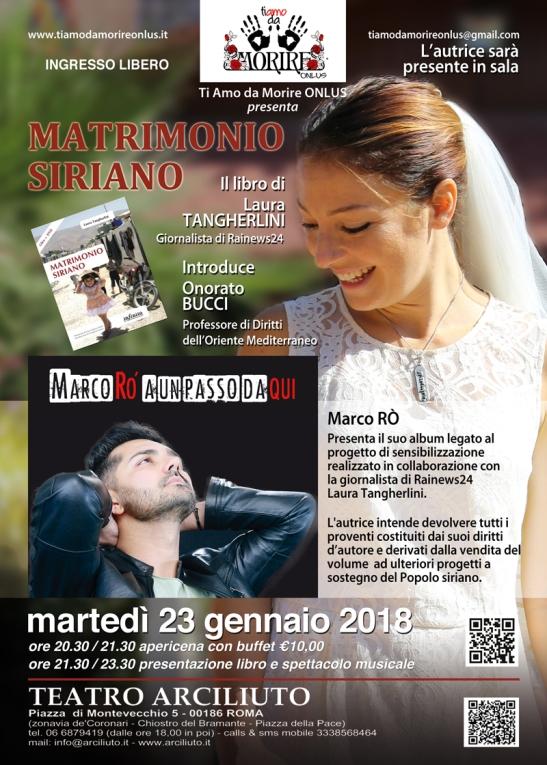TiAmoDaMorire_2018.01.23-Matrimonio-siriano