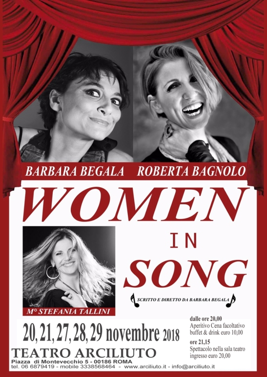 WomenInSong