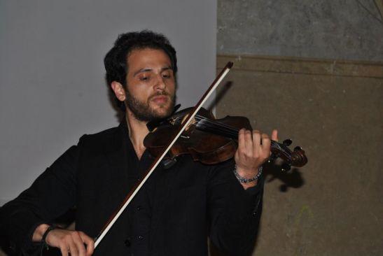 Genovese 14 dolci note di violino